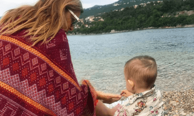 Romina Power in croazia