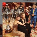 Sara di Vaira felicissima sui social per la vittoria a Ballando: il suo grazie