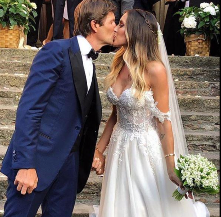 Gloria Patrizi ha sposato Filippo Braghieri, il matrimonio dell'ex di Massimiliano Allegri (Foto)