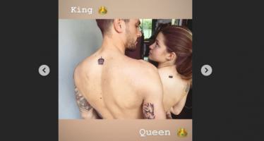 zelletta e natalia uomini e donne tattoo