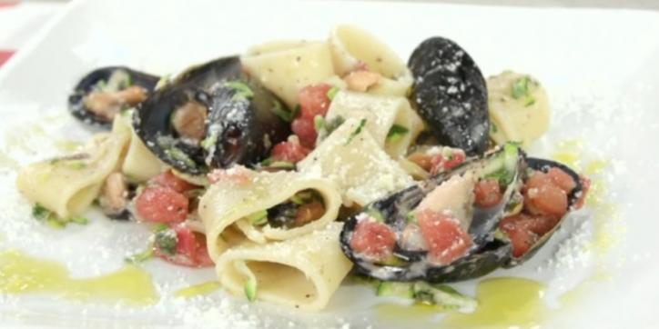 ricette all'italiana cozze