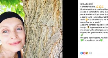 Sabrina paravicini tumore