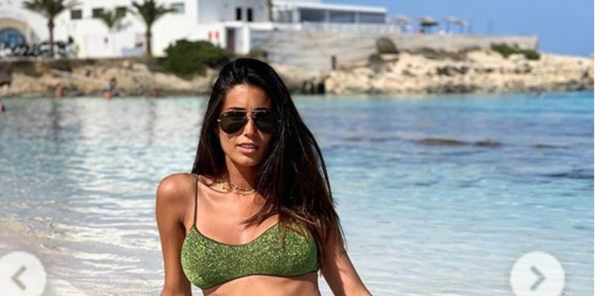 Federica Nargi in forma perfetta a tre mesi dal parto con i bikini più belli a Formentera (Foto)