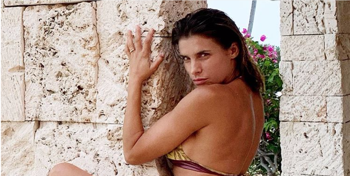 Elisabetta Canalis Backstage Calendario.Elisabetta Canalis Ultime Notizie Flash
