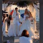 Stefania Orlando sposa