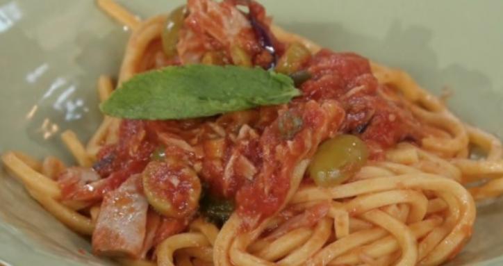 ricette Anna Moroni spaghetti