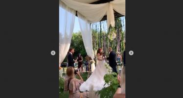 Paola Turani matrimonio