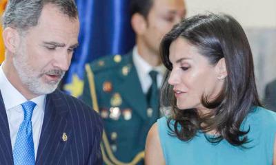 regina di Spagna look