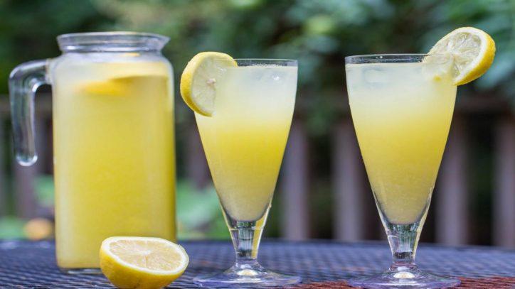 ricette limonata fatta in casa