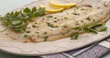 sette tipi di pesce con poche calorie