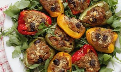 Cattelani ricetta peperoni