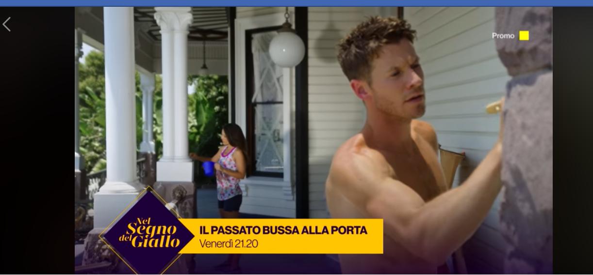 Il passato bussa alla porta film stasera su Rai 2: la trama (VIDEO)