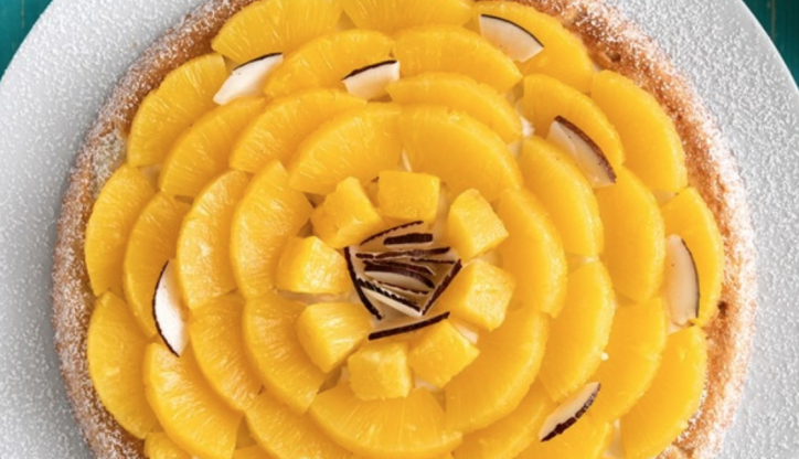 ricetta dolce ananas