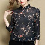 abbinamenti top o camicia alla coreana