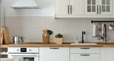cucina pulita
