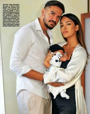 Rosa Perrotta: le immagini con il figlio, i chili in più e i preparativi per le nozze (Foto)