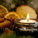 candele al limone