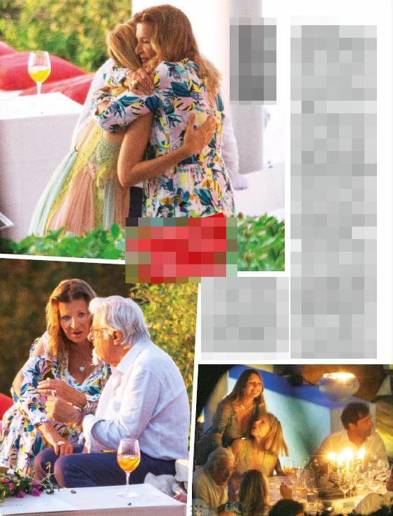 Gaia Trussardi e Adriano Giannini sposi in gran segreto senza Tomaso e Michelle?