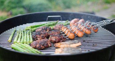 come pulire griglie barbecue
