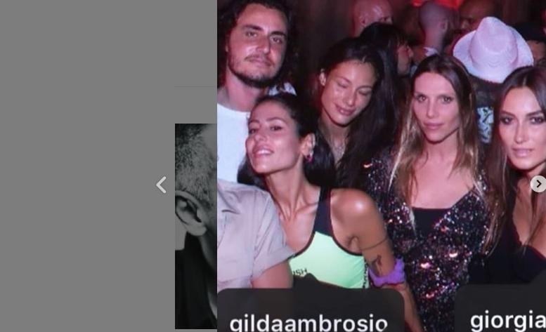 Le prime foto di Marica Pellegrinelli e Charley Vezza insieme a Ibiza: solo amici?
