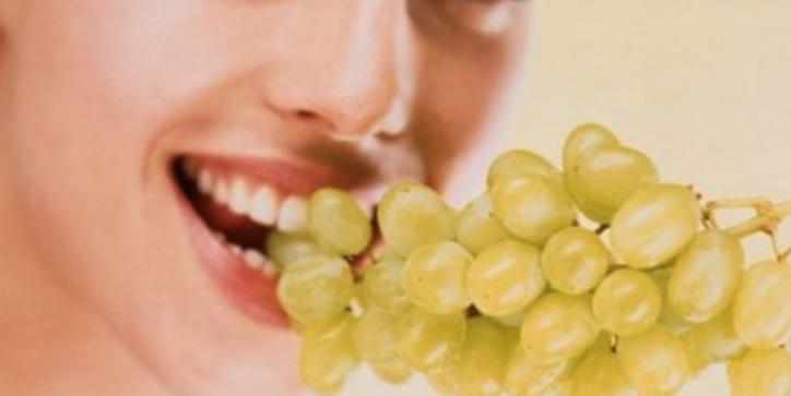 le uve sono buone per perdere peso