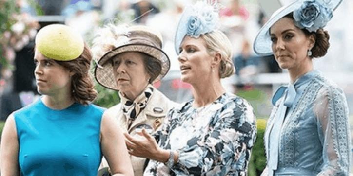 Kate Middleton e zara