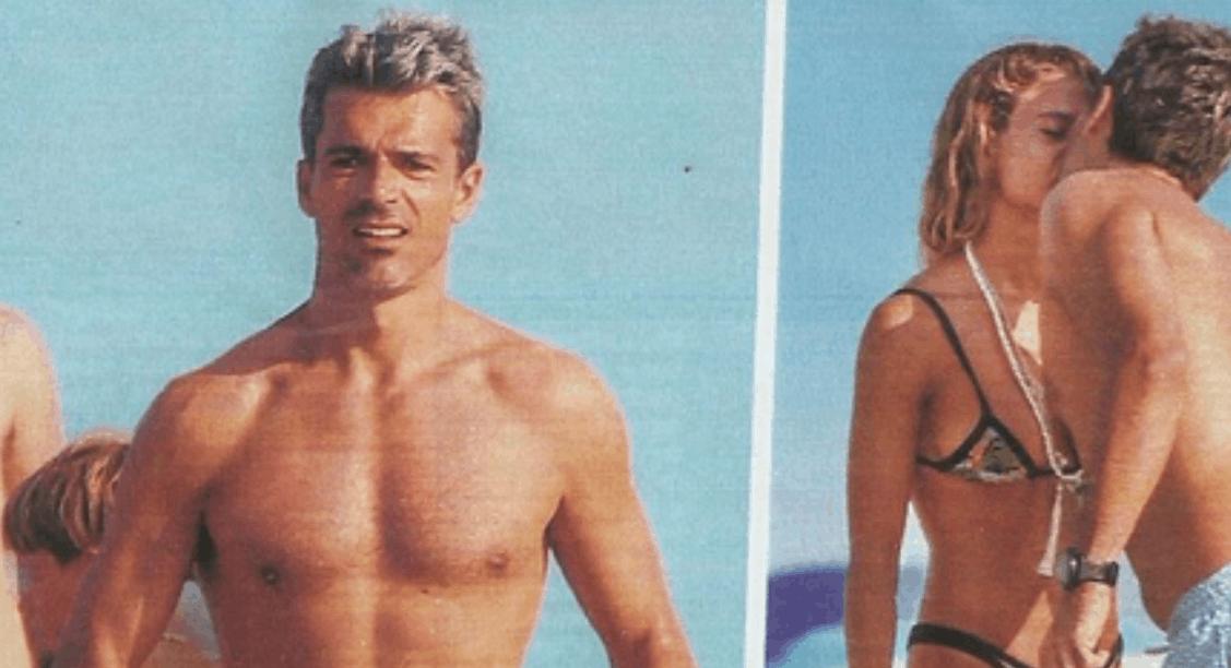 Luca Argentero E Cristina Marino Bellissimi In Spiaggia Prima Delle Nozze Foto Ultime Notizie Flash