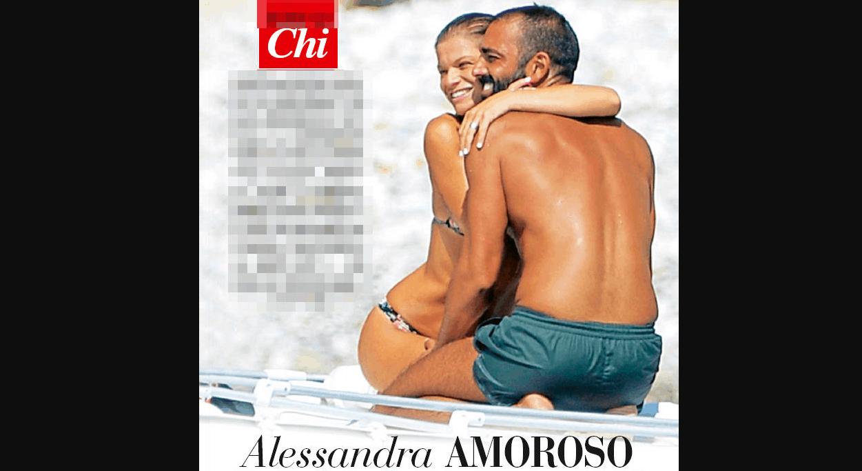Alessandra Amoroso e Stefano Settepani altro che crisi: estate al bacio sotto il sole del Salento (FOTO)