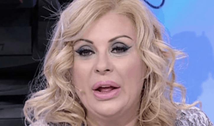 Tina Cipollari ingrassata a dieta