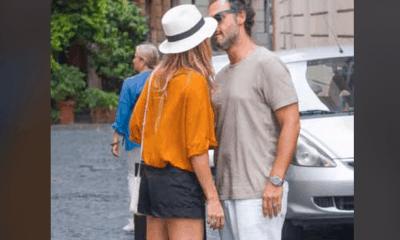 eleonora pedron e Fabio Troiano baci