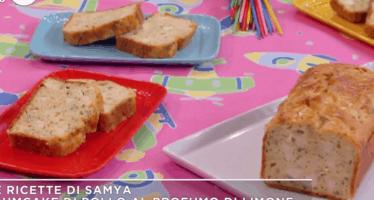 ricetta samya pollo al limone