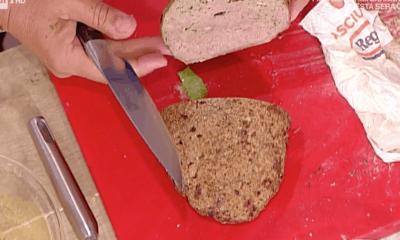 ricetta la prova del cuoco di erny lombardo