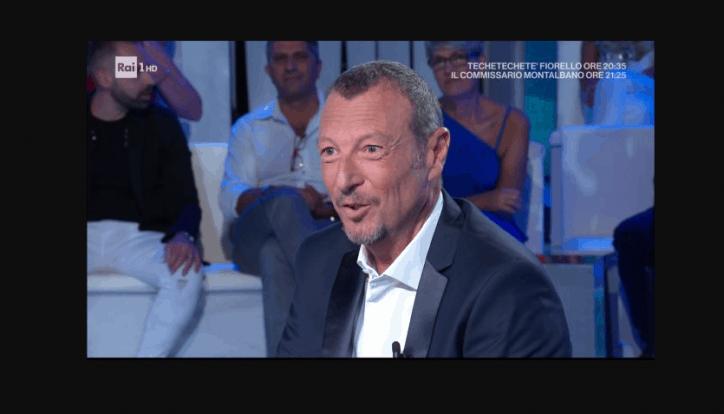 Sanremo 2020, Amadeus: ecco quando verranno svelati i big in gara