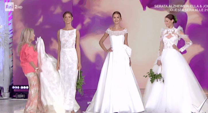 stile di moda del 2019 morbido e leggero migliore selezione del 2019 A Detto Fatto tornano i meravigliosi abiti da sposa di ...