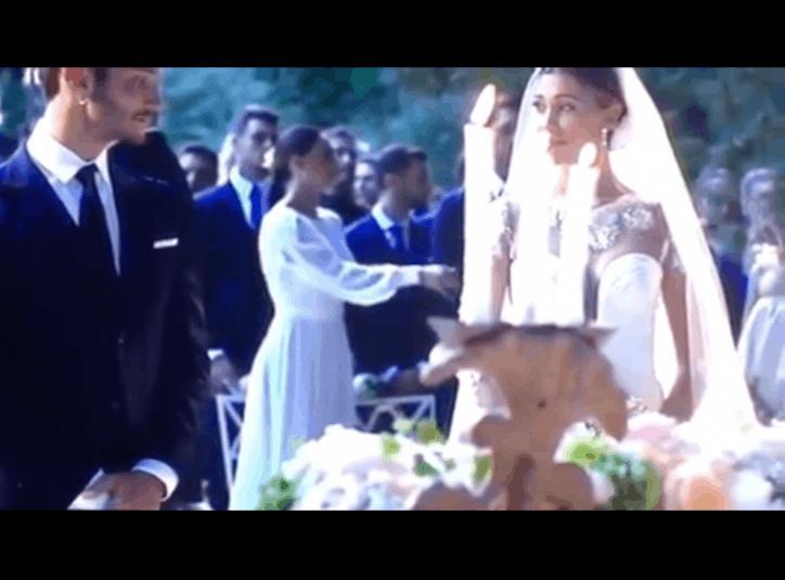 Anniversari Matrimonio Belen.Belen Con Le Immagini Del Matrimonio E La Dedica A Stefano