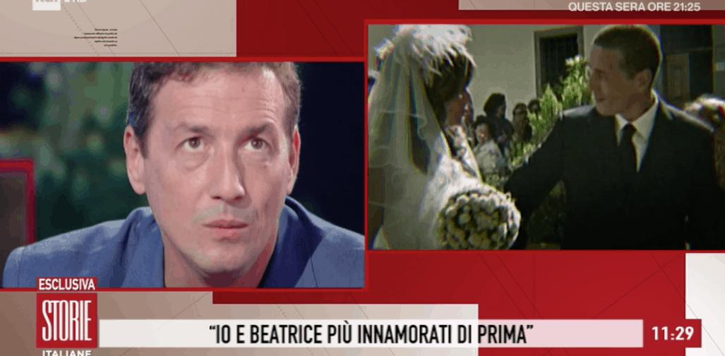 Alessandro Greco a Storie Italiane i chili persi in pochi mesi e l'arrivo dell'amore con Beatrice Bocci (Foto)