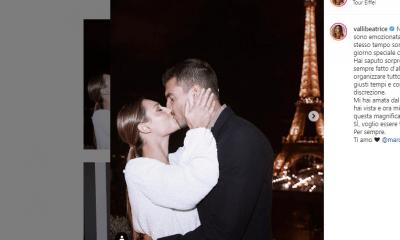 proposta di matrimonio marco beatrice