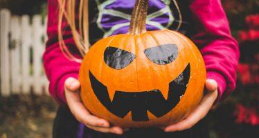 halloween giochi gruppo bambini