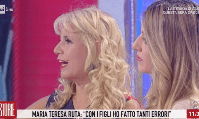 maria teresa ruta e guenda a storie italiane