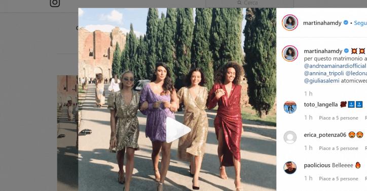Grande Fratello Vip: Andrea Mainardi sposo, ma alcuni vip erano assenti