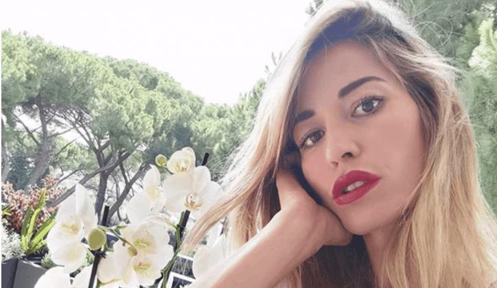 Elena Santarelli in terapia dopo la malattia del figlio