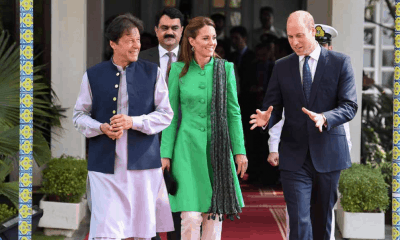 Kaye Middleton viaggio in pakistan