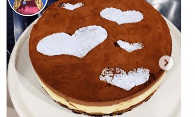 cuoramisù detto fatto ricetta torta Nonna Giustina