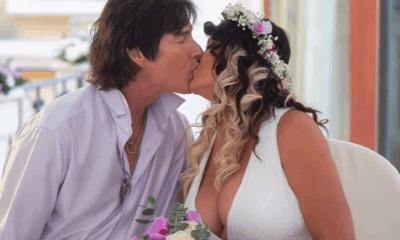 nozze di Ronn Moss