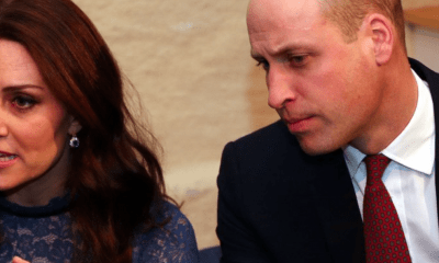 William preoccupato dopo le parole del fratello
