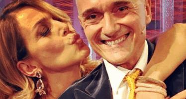 Alfonso Signorini cena con Barbara d'Urso