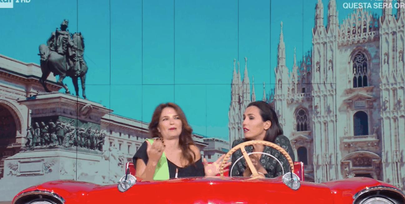 Un'amicizia speciale tra Flora Canto e Tosca D'Aquino, risate ed emozioni a Vieni da me (Foto)