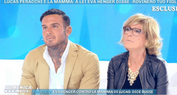 Non è la D'Urso, Eva Henger rifiuta incontro con Lucas Peracchi