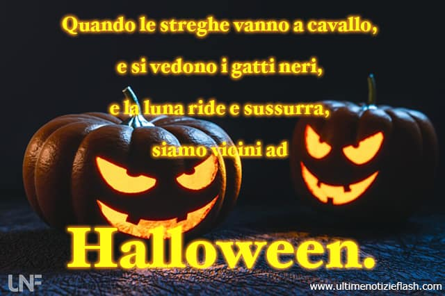 Frasi Halloween Paurose.Halloween Frasi Divertenti E Immagini Mostruose Da Condividere Sui Social E Su Whatsapp Ultime Notizie Flash