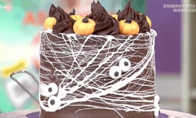 detto fatto torta halloween